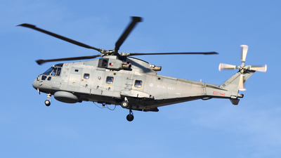 ZH854 - Agusta-Westland Merlin HM.1 - United Kingdom - Royal Navy