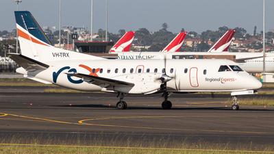 A picture of VHTRX - Saab 340B - Regional Express - © Clinton_vern
