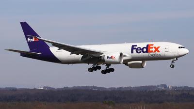 A picture of N888FD - Boeing 777FS2 - FedEx - © Holger Eultgen