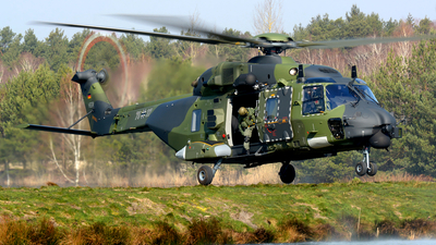 79-37 - NH Industries NH-90TTH - Germany - Army