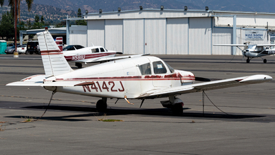 A picture of N4142J - Piper PA28140 - [2822465] - © Issac