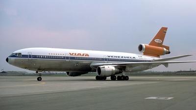 PH-DTG - McDonnell Douglas DC-10-30 - Viasa