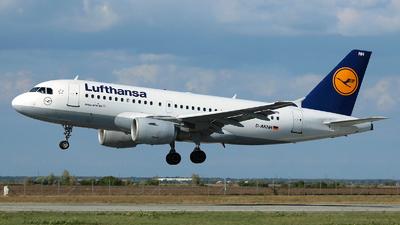 D-AKNH - Airbus A319-112 - Lufthansa