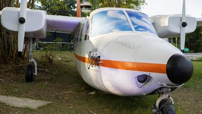 PT-DDO - Aero Commander 500U - Private