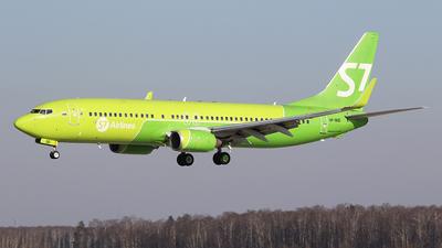 A picture of VPBQD - Boeing 73783N - S7 Airlines - © BizavMen