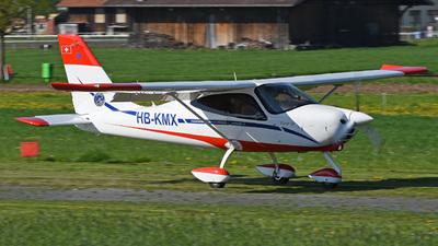 HB-KMX - Tecnam P2008JC - Flugsportgruppe Zürcher Oberland