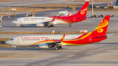 B-5359 - Boeing 737-8FH - Hainan Airlines