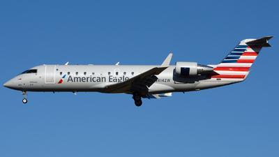 N414ZW - Bombardier CRJ-200ER - American Eagle (Air Wisconsin)
