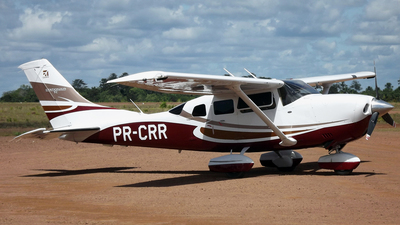 PR-CRR - Cessna 206H Stationair - Private