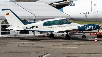 D-ARTC - Cessna 320 Skyknight - Private