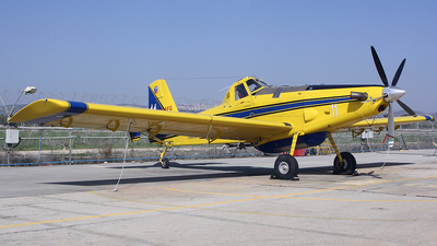 4X-AFG - Air Tractor AT-802 - Chim-Nir Aviation