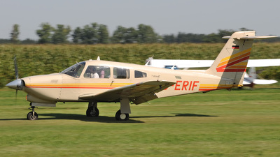 D-ERIF - Piper PA-28RT-201T Turbo Arrow IV - Private