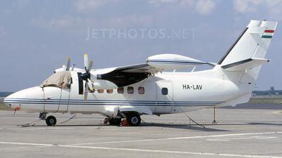HA-LAV - Let L-410UVP-E Turbolet - Budapest Air Service
