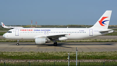 B-6928 - Airbus A320-214 - China Eastern Airlines