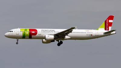 CS-TJH - Airbus A321-211 - TAP Portugal