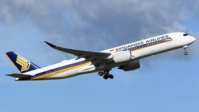 A picture of 9VSHI - Airbus A350941 - Singapore Airlines - © JKKW