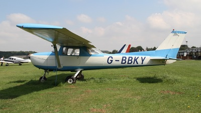 G-BBKY - Reims-Cessna F150L - Private