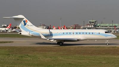 5A-UAC - Bombardier BD-700-1A11 Global 5000 - United Aviation