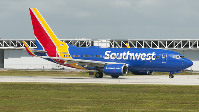 N744SW - Boeing 737-7H4 - Southwest Airlines