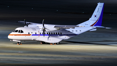02050 - IPTN CN-235-220 - South Korea - Air Force