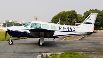 PT-NAC - Embraer EMB-711A Corisco - Private