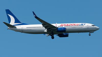 TC-JZK - Boeing 737-8AS - AnadoluJet
