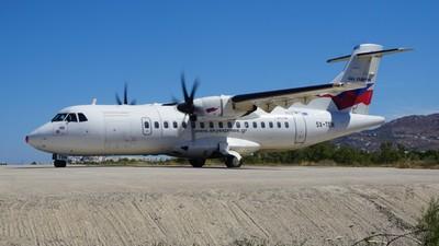 A picture of SXTEN - ATR 42500 - Sky Express - © Marian András Barath