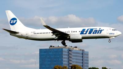 VQ-BQR - Boeing 737-8GU - UTair Aviation