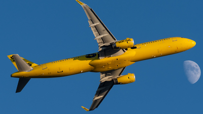 N676NK - Airbus A321-231 - Spirit Airlines