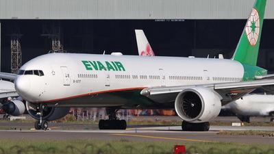 B-16717 - Boeing 777-35EER - Eva Air