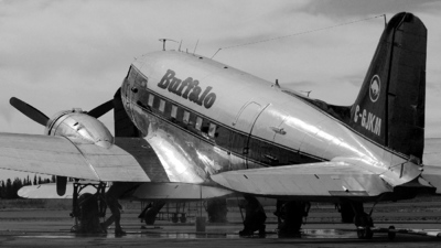 C-GJKM - Douglas DC-3C - Buffalo Airways