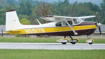 N5917B - Cessna 182A Skylane - Private