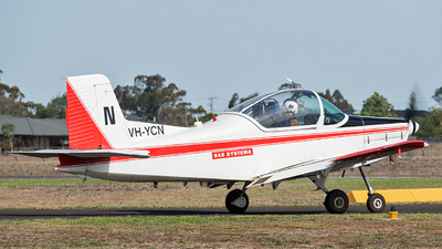 VH-YCN - Pacific Aerospace CT-4B Airtrainer - BAE Systems Australia