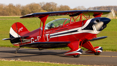 G-PIIT - Pitts S-2A Special - Private