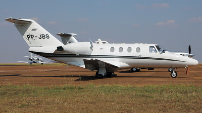 PP-JBS - Cessna 525 Citation CJ1 - Private