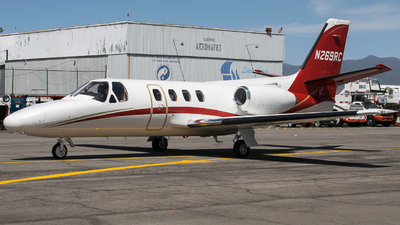 N269RC - Cessna 500 Citation - Private