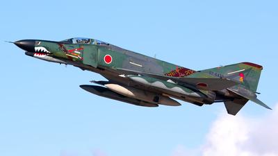 07-6433 - McDonnell Douglas RF-4EJ Kai - Japan - Air Self Defence Force (JASDF)