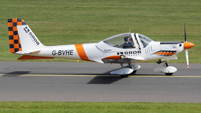 G-BVHE - Grob G115D - Tayside Aviation