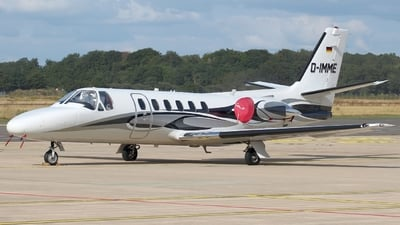 A picture of DIMME - Cessna 551 Citation IISP - [5510400] - © Frank LCBS