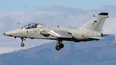 MM7176 - Alenia/Aermacchi/Embraer AMX - Italy - Air Force