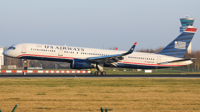 N204UW - Boeing 757-23N - US Airways