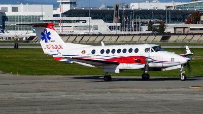 C-GJLK - Beechcraft B300 King Air 350 - Carson Air