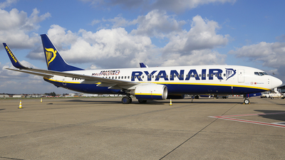 EI-EKE - Boeing 737-8AS - Ryanair