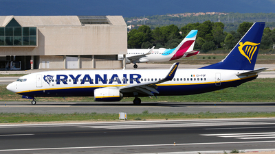 EI-FOF - Boeing 737-8AS - Ryanair