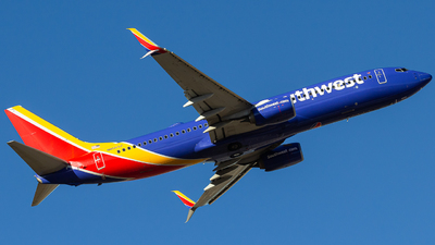 A picture of N8565Z - Boeing 7378H4 - Southwest Airlines - © Centex Spotter