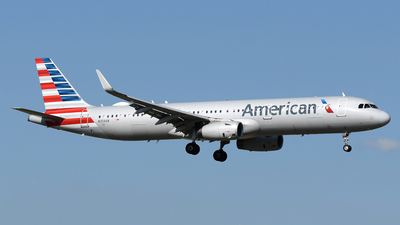 A picture of N159AN - Airbus A321231 - American Airlines - © DJ Reed - OPShots Photo Team