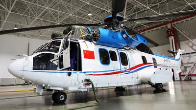 B-4074 - Eurocopter EC 225LP Super Puma II+ - China - Air Force