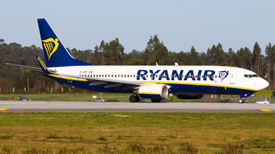 A picture of EIENF - Boeing 7378AS - Ryanair - © Luciano Silva