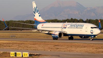 TC-SNN - Boeing 737-8HC - SunExpress