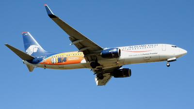 XA-JOY - Boeing 737-852 - Aeromexico